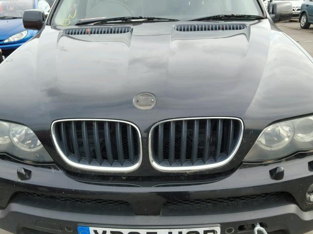 Naudotos automobilio dalys BMW X5 2005 3.0 Mechaninė Visureigis 4/5 d. Juoda 2018-11-01