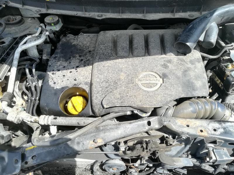 Naudotos automobiliu dallys Foto 2 Nissan X-TRAIL 2010 2.0 Mechaninė Visureigis 4/5 d. Violetine 2019-7-02 A4595