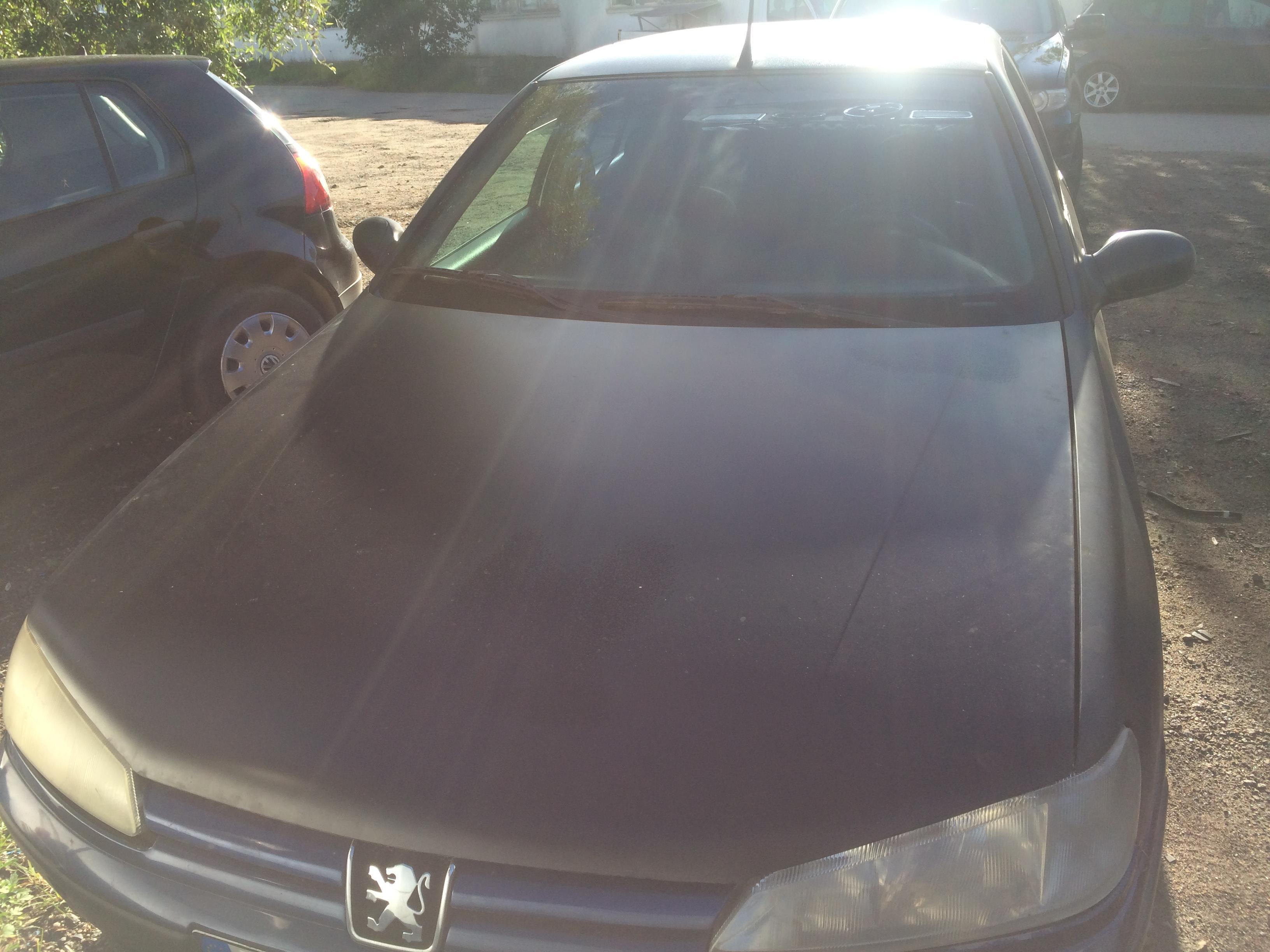 Naudotos automobiliu dallys Foto 7 Peugeot 406 1998 2.1 Mechaninė Sedanas 4/5 d. Juoda 2018-8-06 A4025