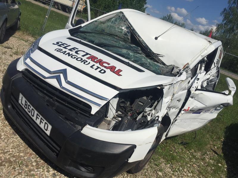 Naudotos automobilio dalys Citroen DISPATCH 2010 1.6 Mechaninė Krovininis mikroautobusas 4/5 d. Balta 2018-5-16