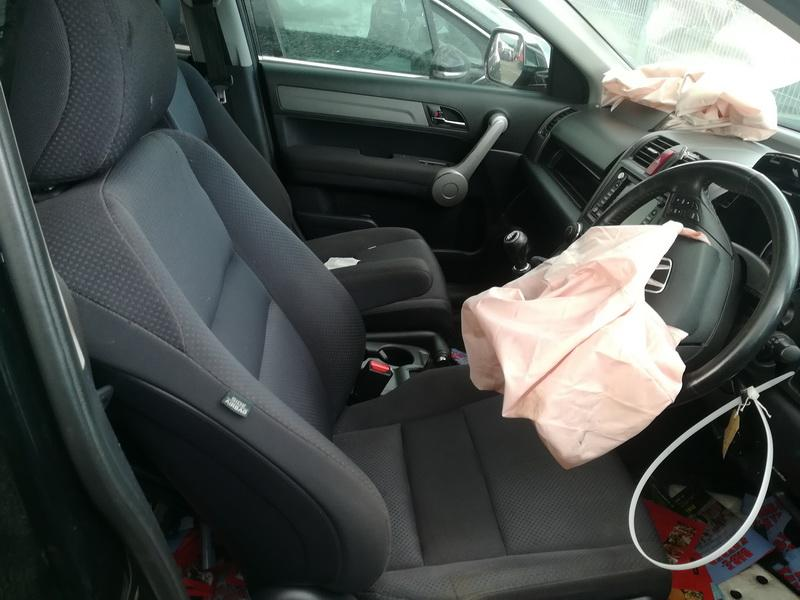 Naudotos automobiliu dallys Foto 4 Honda CR-V 2007 2.2 Mechaninė Visureigis 4/5 d. Juoda 2019-10-01 A4803