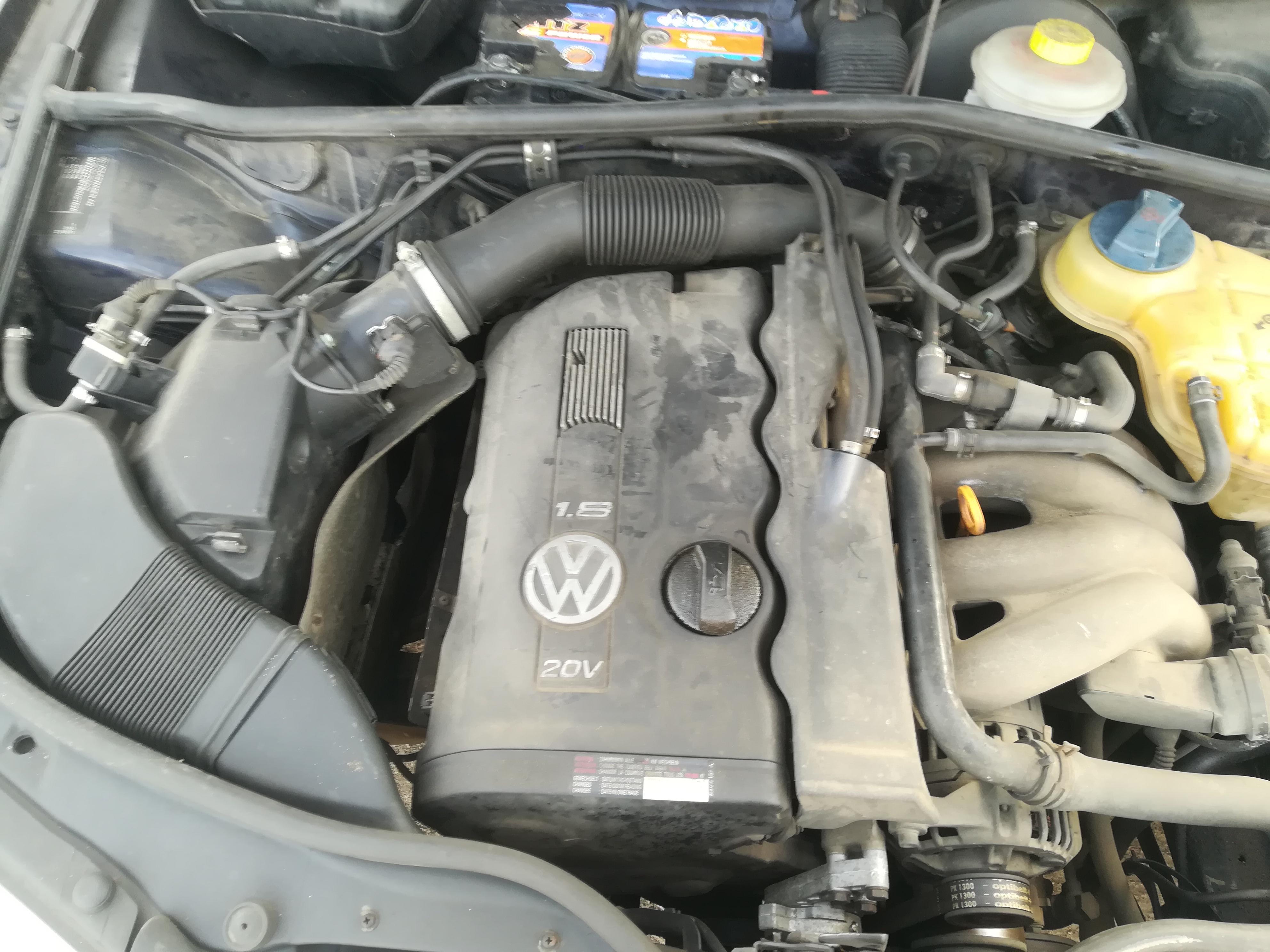Naudotos automobiliu dallys Foto 2 Volkswagen PASSAT 1997 1.8 Mechaninė Universalas 4/5 d. Melyna 2019-10-24 A4850