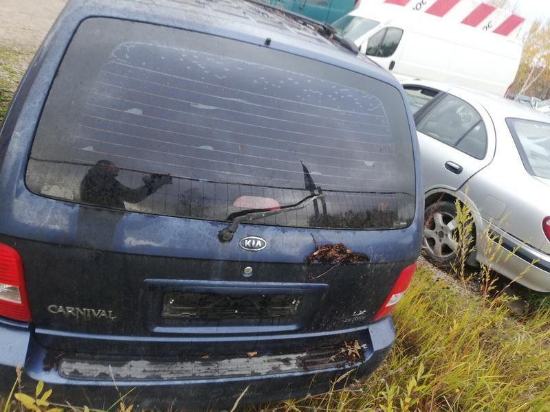 Naudotos automobilio dalys Kia CARNIVAL 2003 2.9 Mechaninė Vienatūris 4/5 d. Melyna 2019-10-11