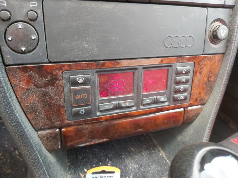 Подержанные Автозапчасти Foto 8 Audi A6 1994 1.9 машиностроение седан 4/5 d. красный 2020-11-19 A5835