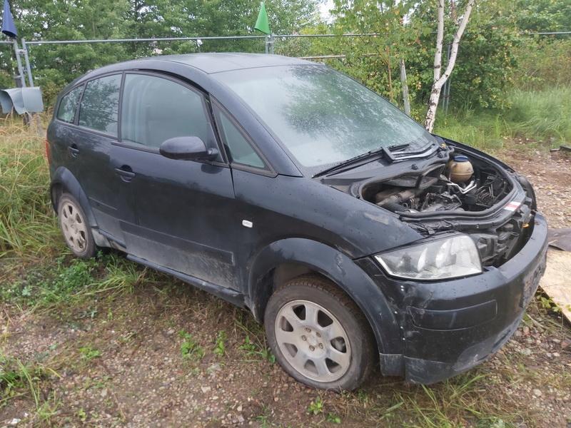 Audi A2 2001 1.4 машиностроение