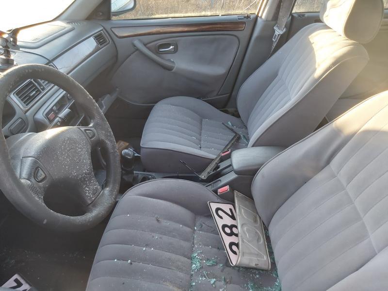 Naudotos automobiliu dallys Foto 5 Rover 400-SERIES 1998 2.0 Mechaninė Sedanas 4/5 d. Juoda 2020-2-24 A5090