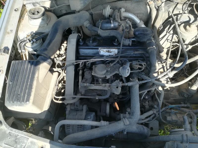 Naudotos automobiliu dallys Foto 2 Volkswagen GOLF 1996 1.9 Mechaninė Universalas 4/5 d. Pilka 2019-9-23 A4780