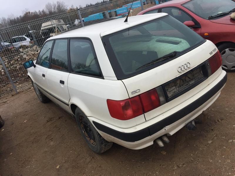 Naudotos automobiliu dallys Foto 7 Audi 80 1994 1.9 Mechaninė Universalas 4/5 d. Balta 2018-11-05 A4165