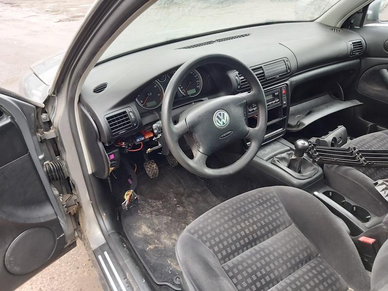 Naudotos automobilio dalys Volkswagen PASSAT 2003 1.9 Mechaninė Sedanas 4/5 d. Pilka 2020-1-28