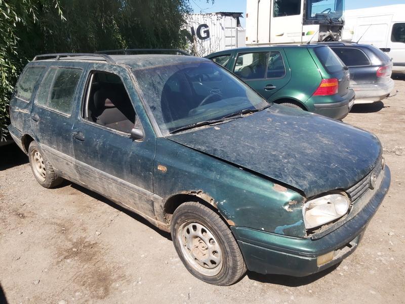 Подержанные Автозапчасти Volkswagen GOLF 1998 1.9 машиностроение универсал 4/5 d. зеленый 2020-8-06