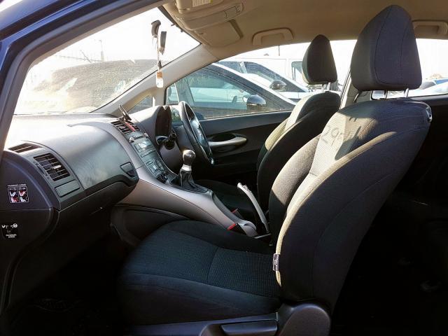 Naudotos automobilio dalys Toyota AURIS 2008 1.4 Mechaninė Hečbekas 2/3 d. Melyna 2020-5-08