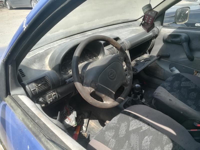 Naudotos automobiliu dallys Foto 5 Opel COMBO 1996 1.7 Mechaninė Komercinis 2/3 d. Melyna 2019-6-11 A4556