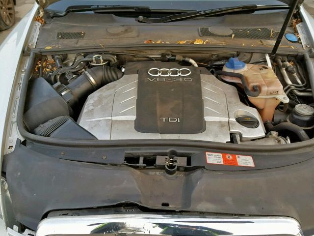Naudotos automobilio dalys Audi A6 2005 3.0 Automatinė Sedanas 4/5 d. Pilka 2019-2-20