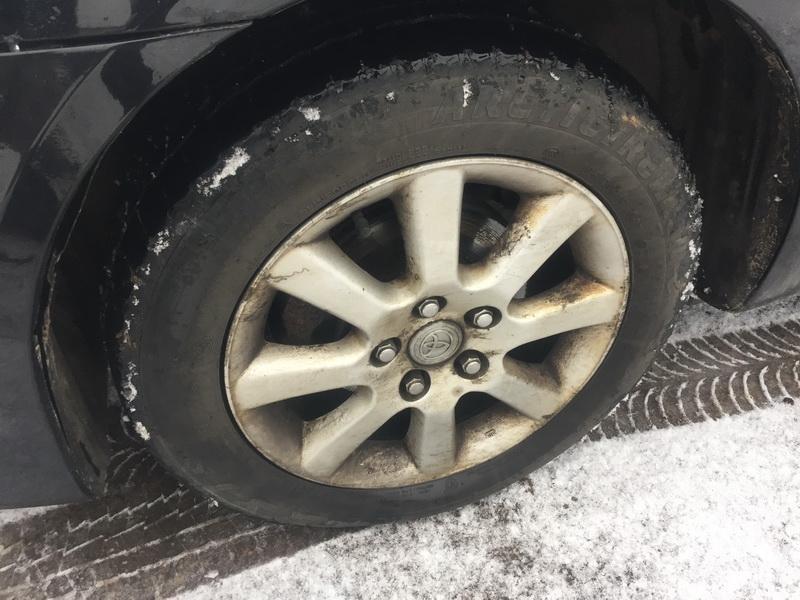Naudotos automobiliu dallys Foto 5 Toyota AVENSIS VERSO 2005 2.0 Mechaninė Vienatūris 4/5 d. Juoda 2018-12-14 A4238