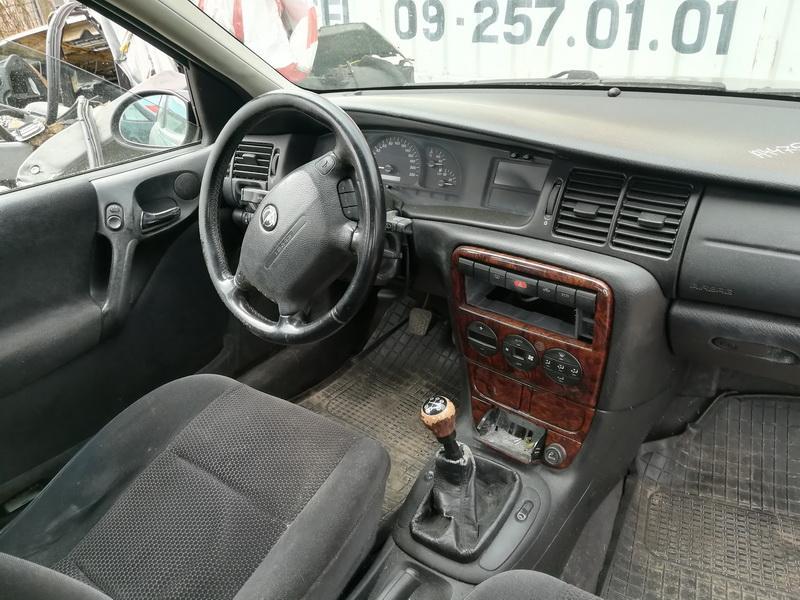 Naudotos automobilio dalys Opel VECTRA 2000 2.2 Mechaninė Sedanas 4/5 d. Melyna 2019-5-09