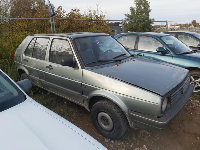 Volkswagen GOLF 1989 1.6 Mechaninė