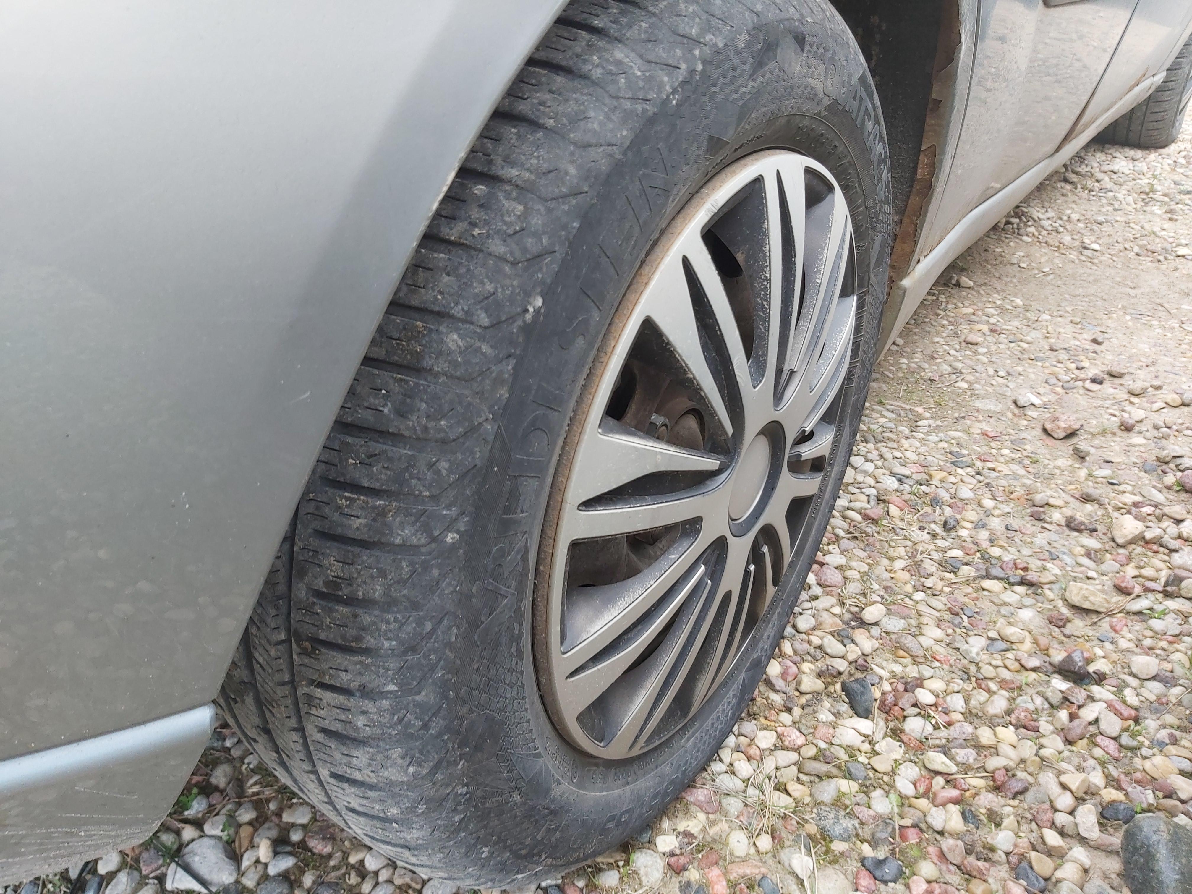 Naudotos automobiliu dallys Foto 9 Ford FOCUS 2004 1.8 Mechaninė Hečbekas 4/5 d. Pilka 2020-5-04 A5248