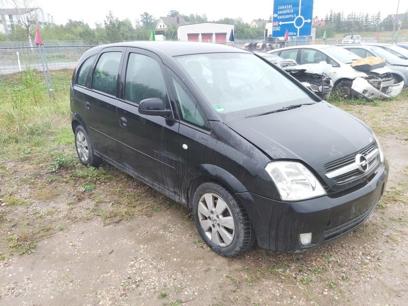 Opel MERIVA 2004 1.7 Mechanical