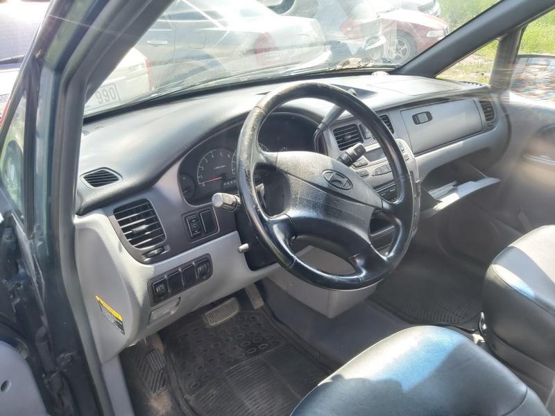 Naudotos automobilio dalys Hyundai TRAJET 2004 2.0 Automatinė Vienatūris 4/5 d. Zalia 2020-6-12