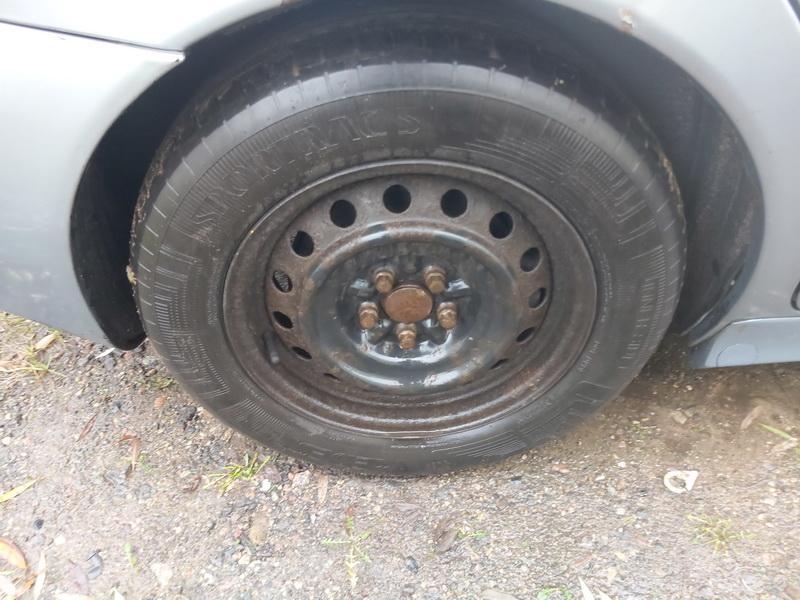 Подержанные Автозапчасти Foto 8 Alfa-Romeo 156 2002 1.9 машиностроение седан 4/5 d. синий 2020-11-18 A5832