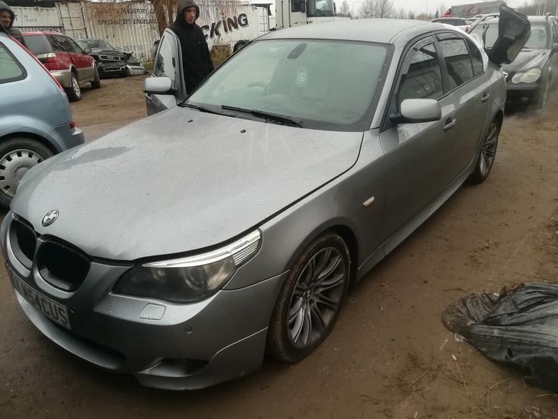 Naudotos automobilio dalys BMW 5-SERIES 2005 2.5 Automatinė Sedanas 4/5 d. Pilka 2019-11-29