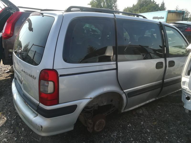 Naudotos automobilio dalys Opel SINTRA 1996 3.0 Automatinė Vienatūris 4/5 d. Sidabrine 2019-9-02