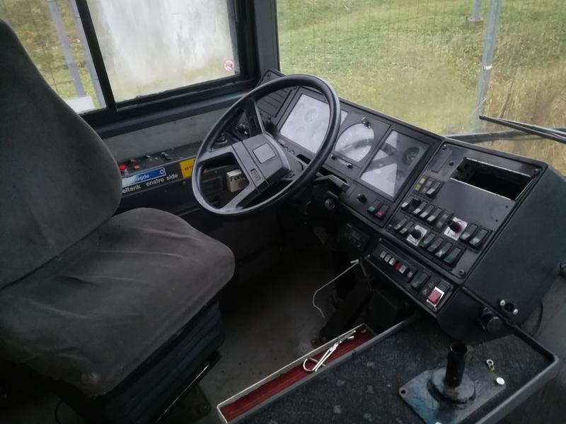 Naudotos automobiliu dallys Foto 8 Bus - Volvo B6 1993 5.5 Automatinė Kita 2/3 d. Balta 2019-11-28 A4933