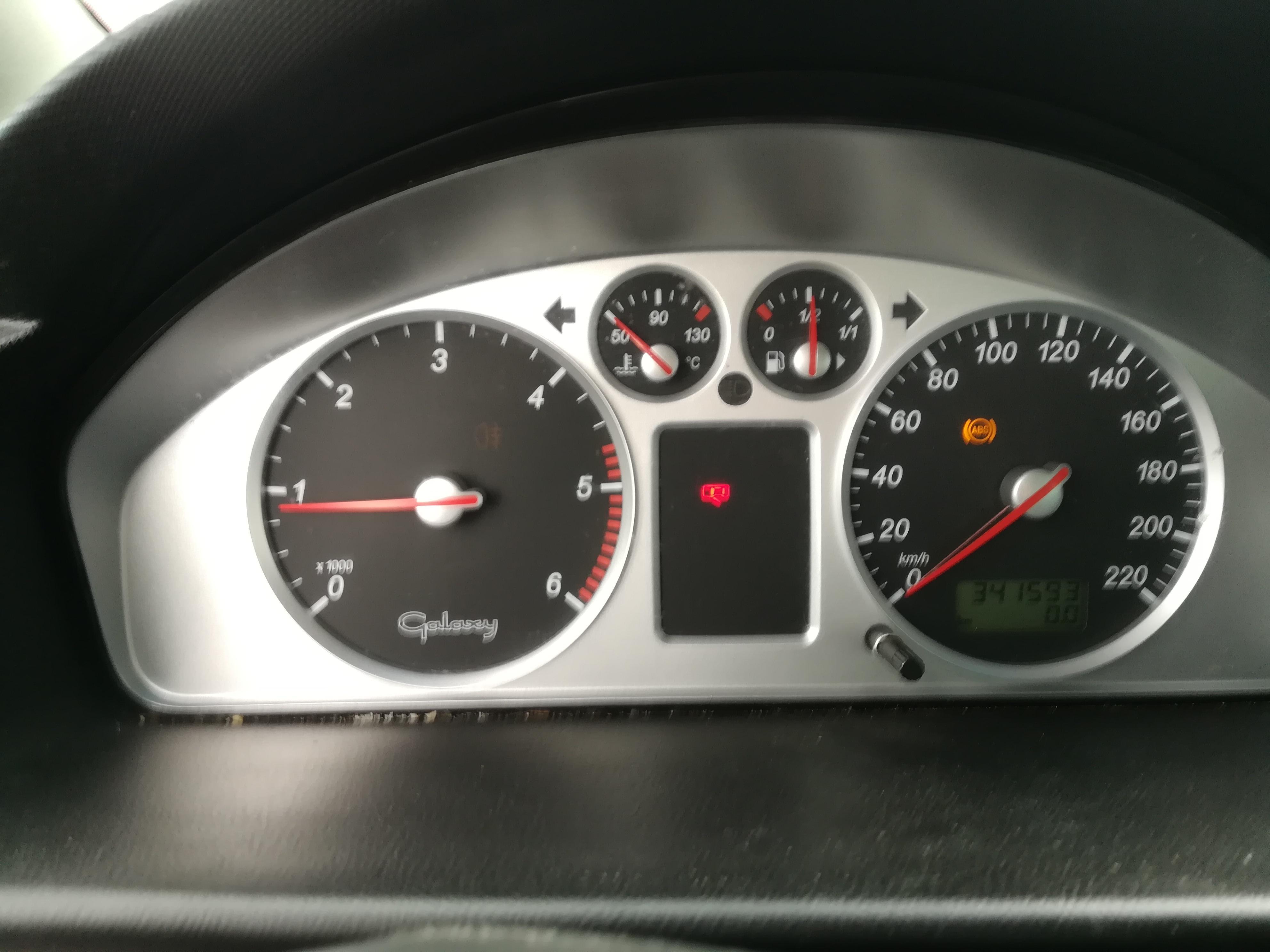 Naudotos automobiliu dallys Foto 2 Ford GALAXY 2001 1.9 Mechaninė Vienatūris 4/5 d. Juoda 2019-5-02 A4465