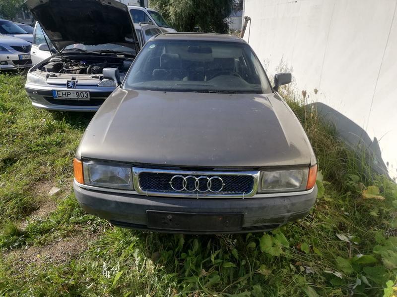 Naudotos automobilio dalys Audi 80 1989 2 Automatinė Sedanas 4/5 d. Ruda 2019-8-26