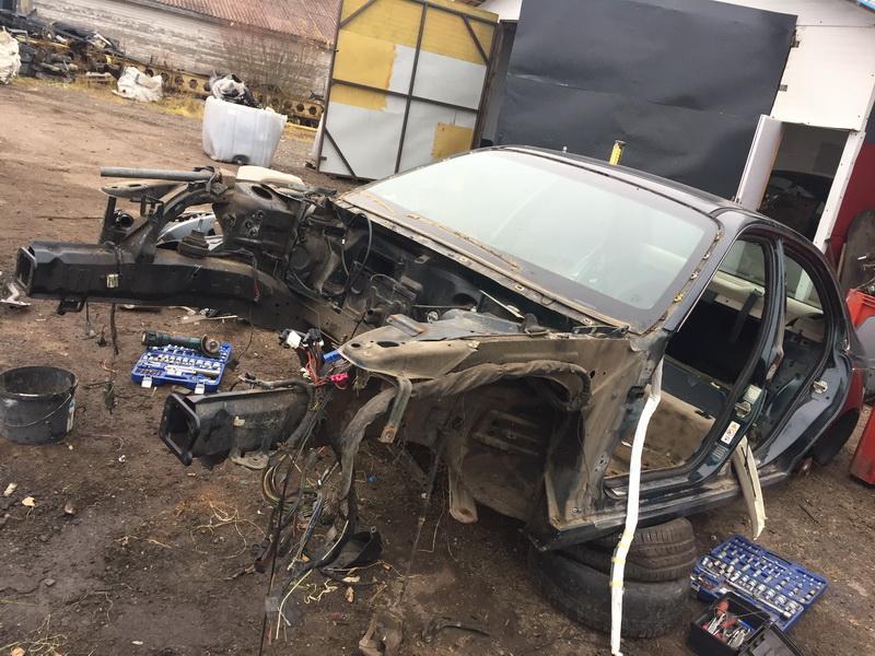 Naudotos automobiliu dallys Foto 3 Rover 75 2000 2.0 Mechaninė Sedanas 4/5 d. Zalia 2018-11-05 A4166