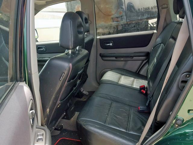 Naudotos automobiliu dallys Foto 8 Nissan X-TRAIL 2005 2.2 Mechaninė Visureigis 4/5 d. Zalia 2019-7-25 A4651