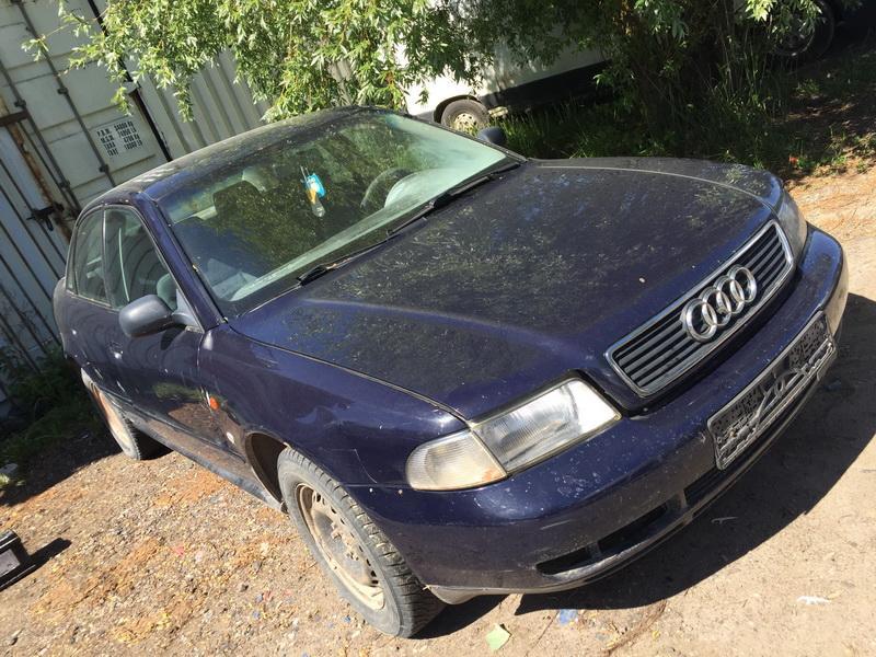 Audi A4 1996 1.9 машиностроение