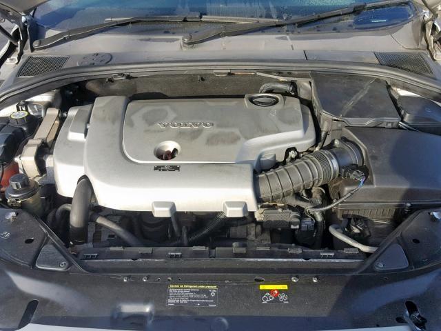 Naudotos automobilio dalys Volvo V70 2007 2.4 Mechaninė Universalas 4/5 d. Sidabrine 2019-3-20
