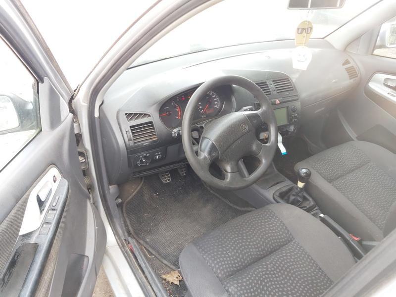 Naudotos automobilio dalys Seat CORDOBA 2000 1.9 Mechaninė Universalas 4/5 d. Pilka 2020-8-14
