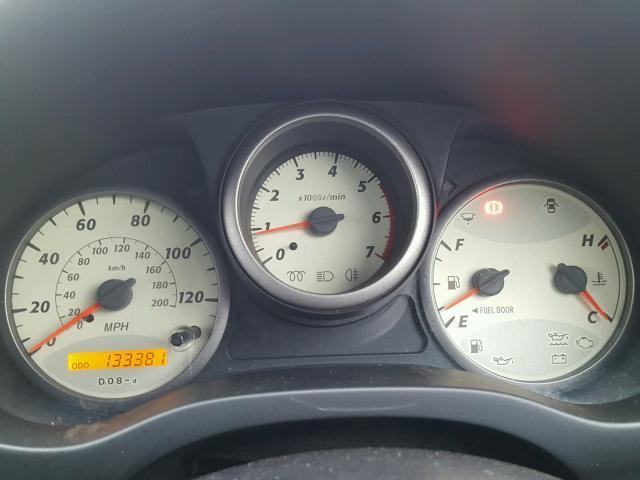Naudotos automobiliu dallys Foto 10 Toyota RAV-4 2003 2.0 Mechaninė Vienatūris 4/5 d. Juoda 2018-12-13 A4233