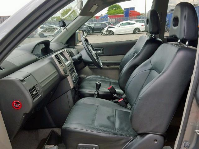 Naudotos automobilio dalys Nissan X-TRAIL 2006 2.2 Mechaninė Visureigis 4/5 d. Pilka 2019-6-05