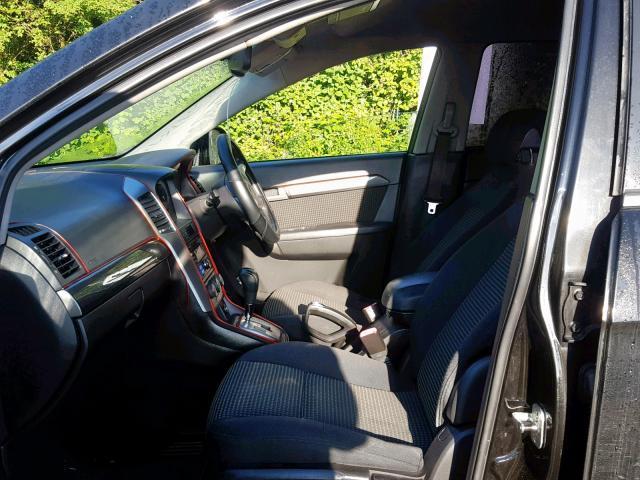 Naudotos automobiliu dallys Foto 5 Chevrolet CAPTIVA 2008 2.0 Automatinė Visureigis 4/5 d. Juoda 2019-6-05 A4547