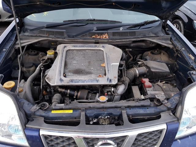 Naudotos automobiliu dallys Foto 8 Nissan X-TRAIL 2004 2.2 Mechaninė Visureigis 4/5 d. Melyna 2020-2-07 A5065