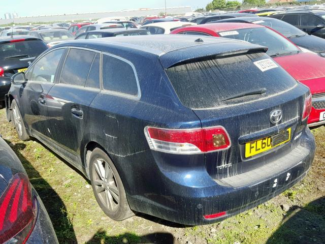 Toyota AVENSIS 2010 2.0 Mechaninė