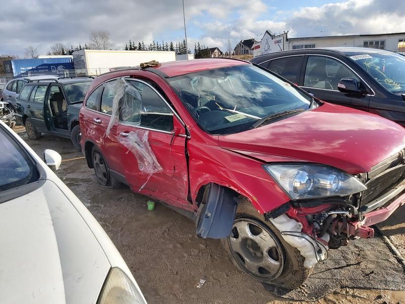 Naudotos automobiliu dallys Foto 3 Honda CR-V 2007 2.2 Mechaninė Visureigis 4/5 d. Raudona 2020-2-13 A5071