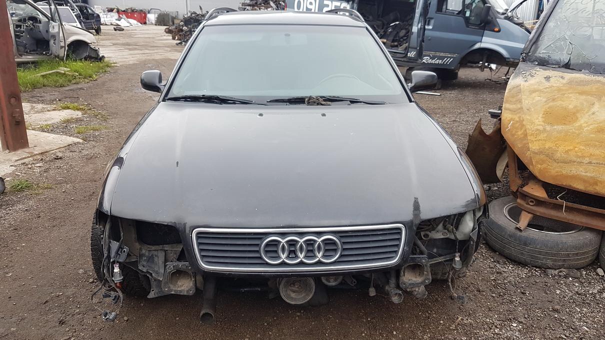 Audi A4 1996 1.9 Mechanical