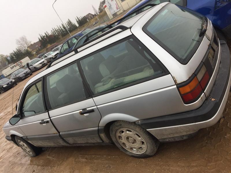 Naudotos automobilio dalys Volkswagen PASSAT 1988 1.9 Mechaninė Universalas 4/5 d. Pilka 2018-10-30