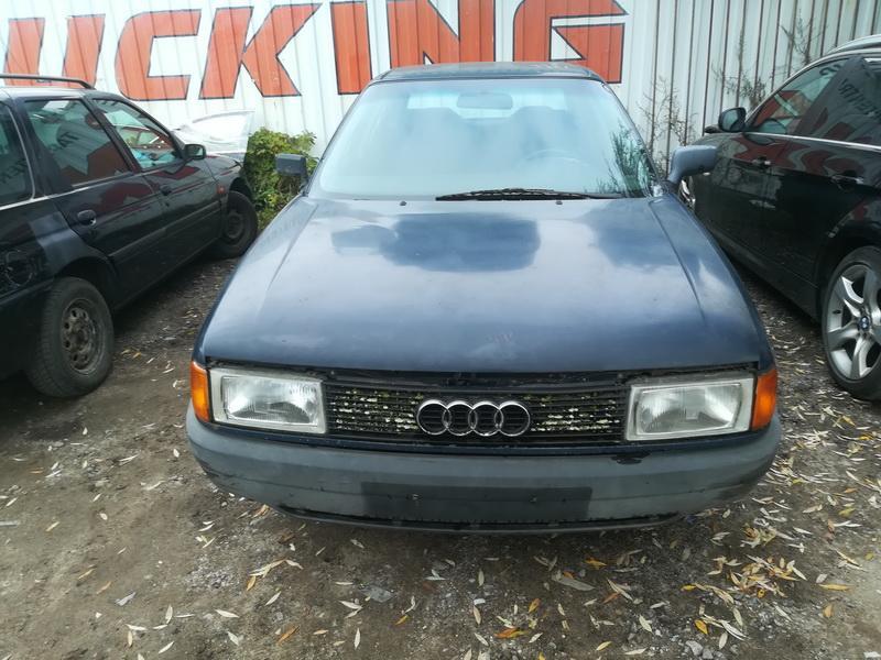 Naudotos automobilio dalys Audi 80 1987 1.8 Mechaninė Sedanas 4/5 d. Melyna 2019-10-08