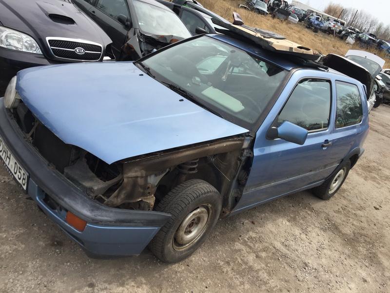 Volkswagen GOLF 1992 1.4 Mechaninė