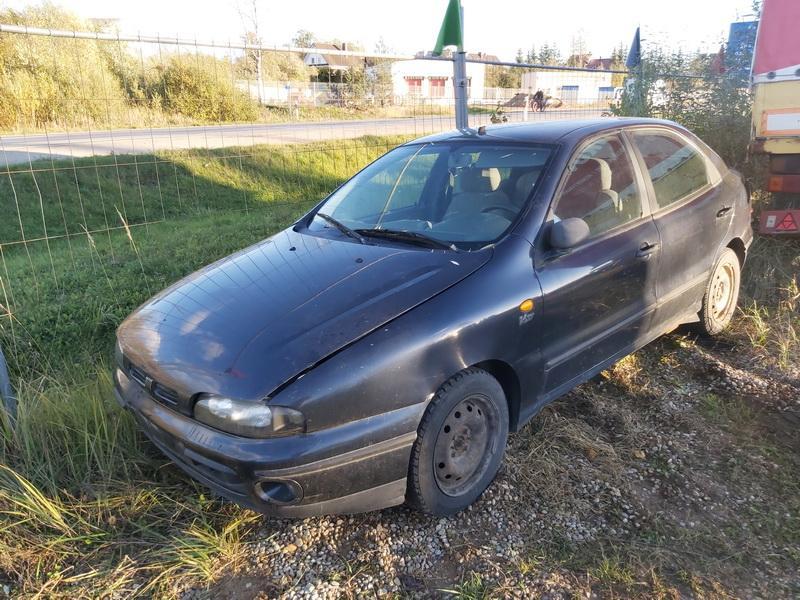 Fiat BRAVA 1996 1.4 машиностроение