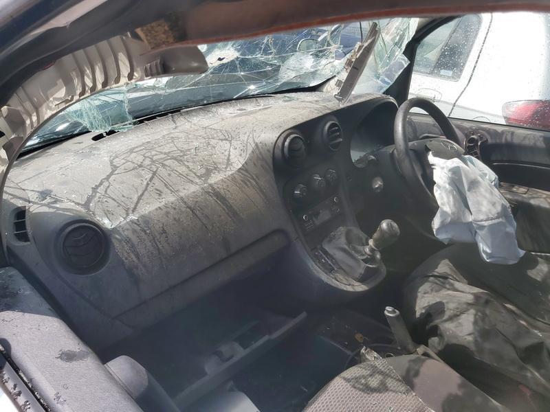 Подержанные Автозапчасти Mercedes-Benz CITAN 2018 1.5 машиностроение коммерческая 4/5 d. белый 2020-7-21