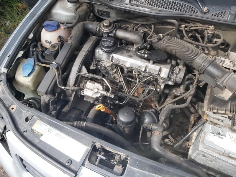 Naudotos automobiliu dallys Foto 2 Audi A3 1998 1.9 Mechaninė Hečbekas 2/3 d. Sidabrine 2020-8-27 A5575