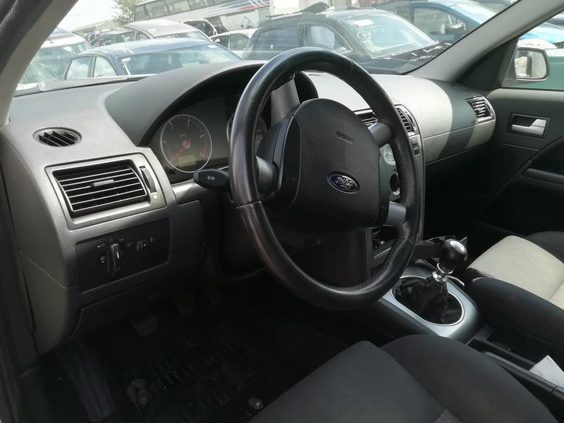 Naudotos automobilio dalys Ford MONDEO 2002 2.0 Mechaninė Universalas 4/5 d. Balta 2019-8-09
