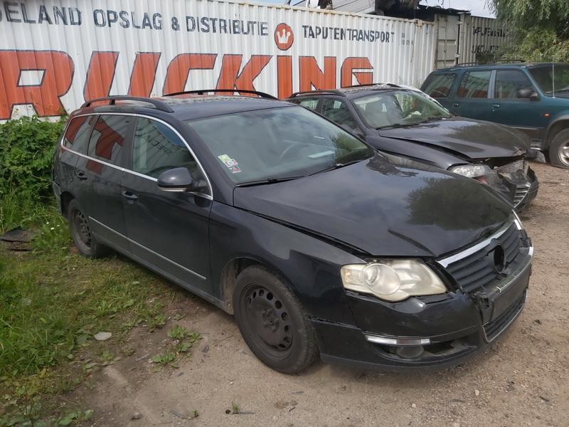 Used Car Parts Volkswagen PASSAT 2007 1.9 Mechanical Universal 4/5 d. Black 2020-7-23