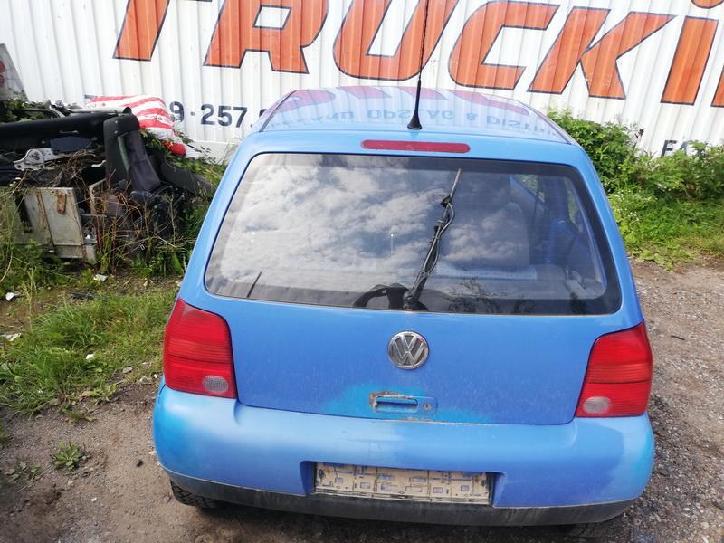Used Car Parts Foto 2 Volkswagen LUPO 1999 1.7 Mechanical Hatchback 2/3 d. Blue 2019-8-12 A4701